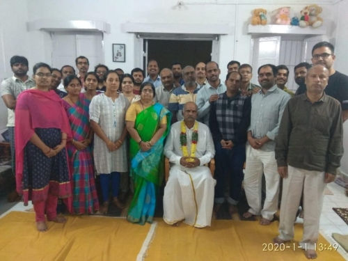 Kalpataru Day Celebrations - Jan 2020