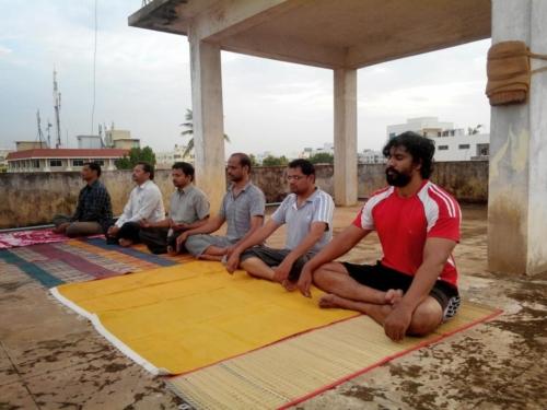 గురుపూర్ణిమ-సాధనా సమ్మేళనం - July 2014
