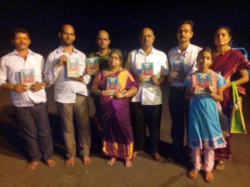 'తారాస్తోత్రమ్' Book Release - Jun 2015