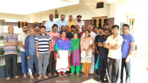 Srisailam Retreat Oct 2016