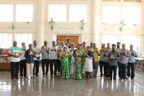 Dharmapadamu Book Release May 2019