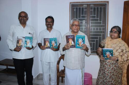 Jabala Darsnopanishath Book Relase Oct 2018